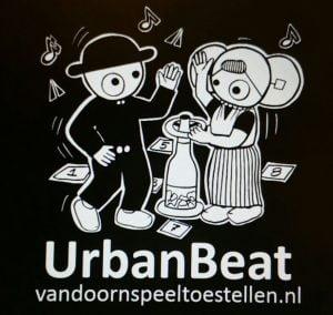 logo van doorn urban beat
