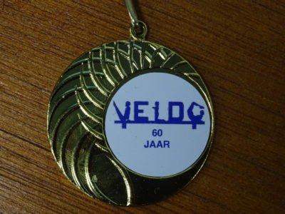 Het Grote Gymfeest 60 jarig jubileumfeest van Veldo