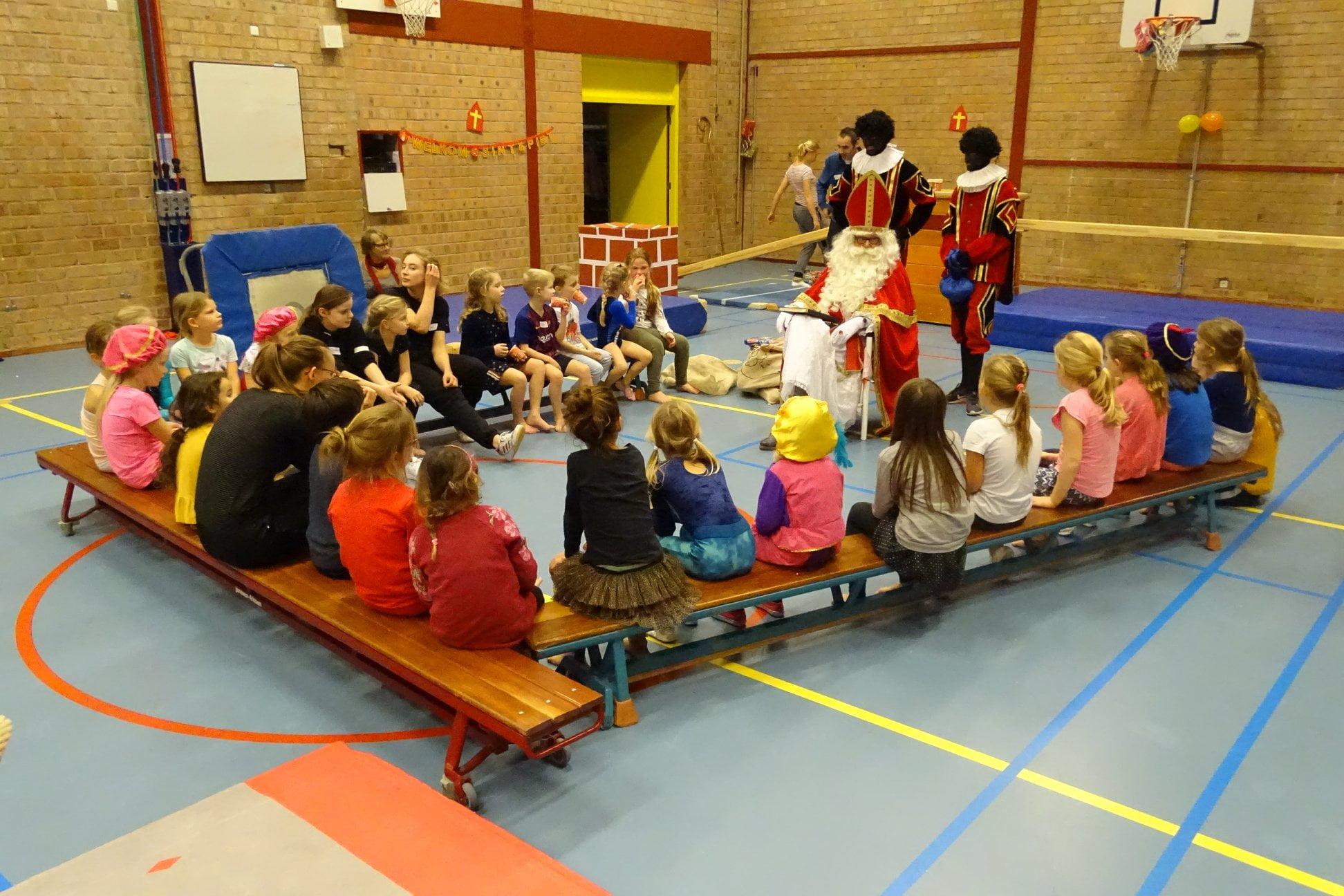 Sinterklaasfeest bij Veldo 2018