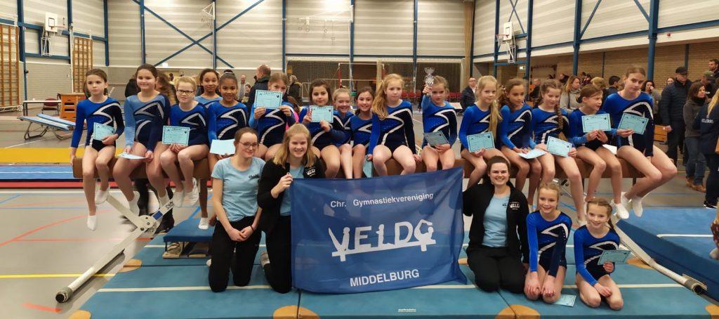 Chr. Gymnastiekvereniging Veldo